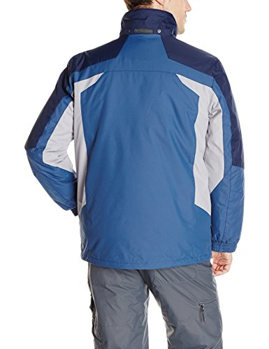 Zeroxposur Men S Force 3 In 1 Systems Jacket With Inner